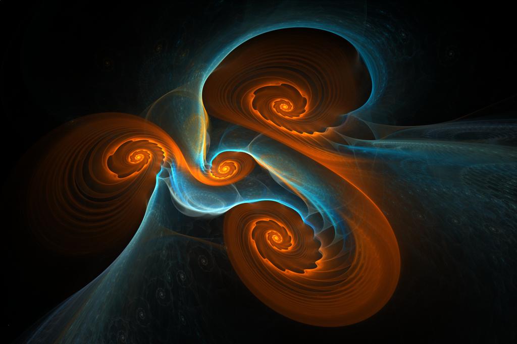 Uranos und Gaia
