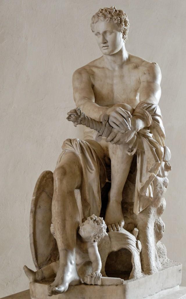 Ares Ludovisii