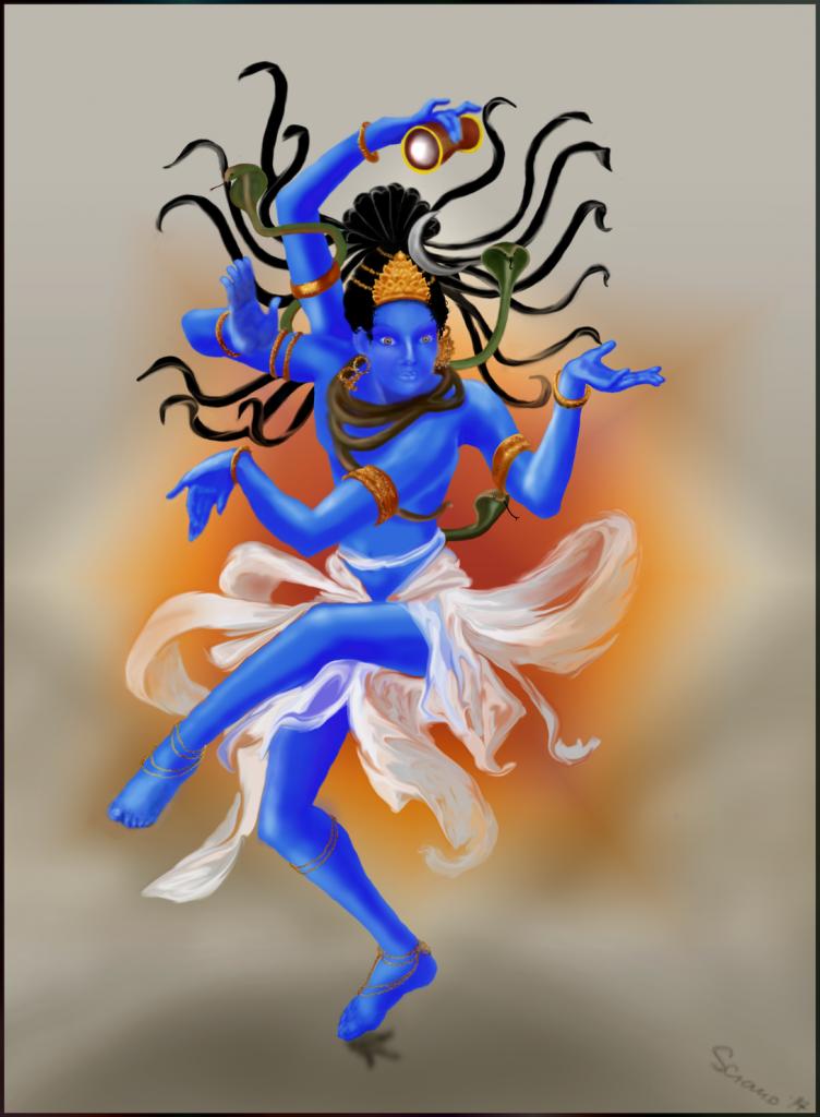 Shivas Tanz: Schluss mit Lustig!