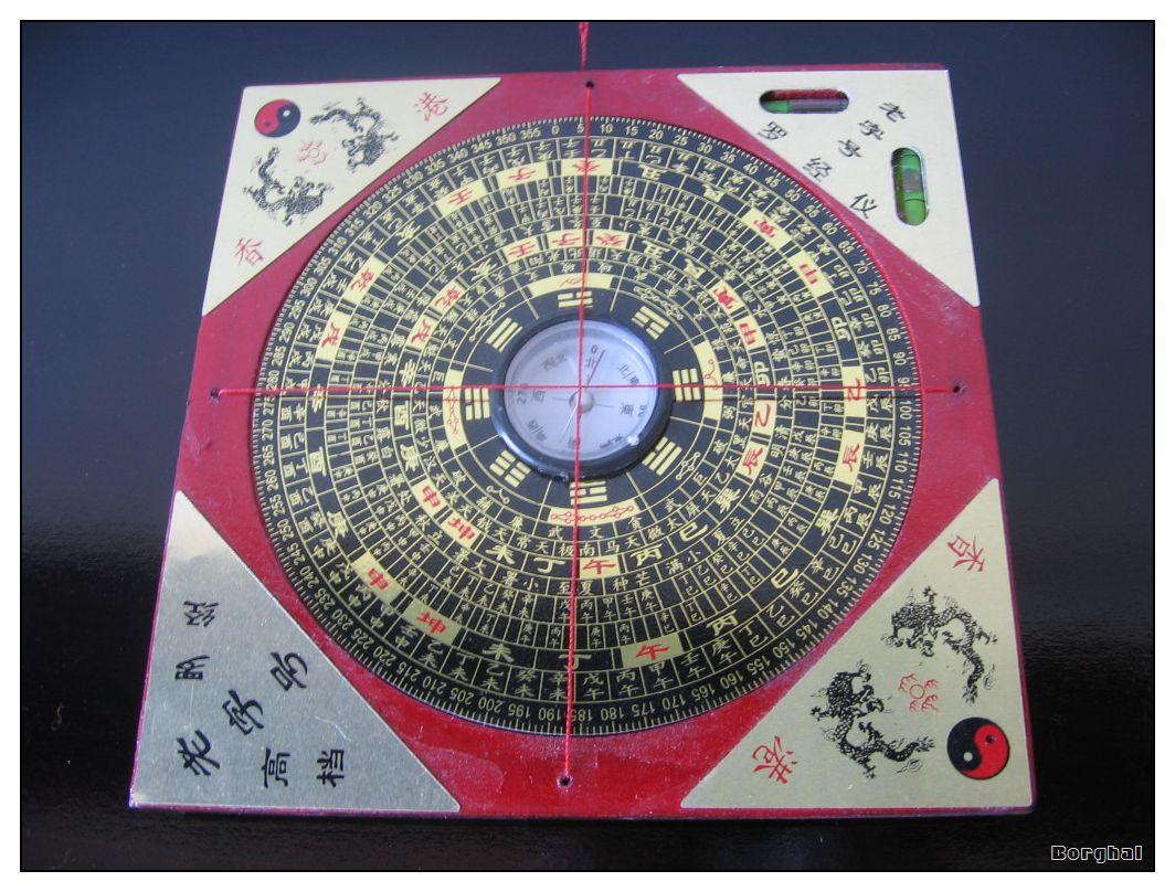 Lo Pan: Feng Shui Kompass