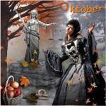 Oktober: Weinmond und Asträa