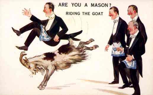 Riding the Goat: Ziegenhaarsichere Kleidung dabei?