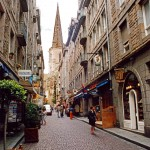 Streets of St. Malo