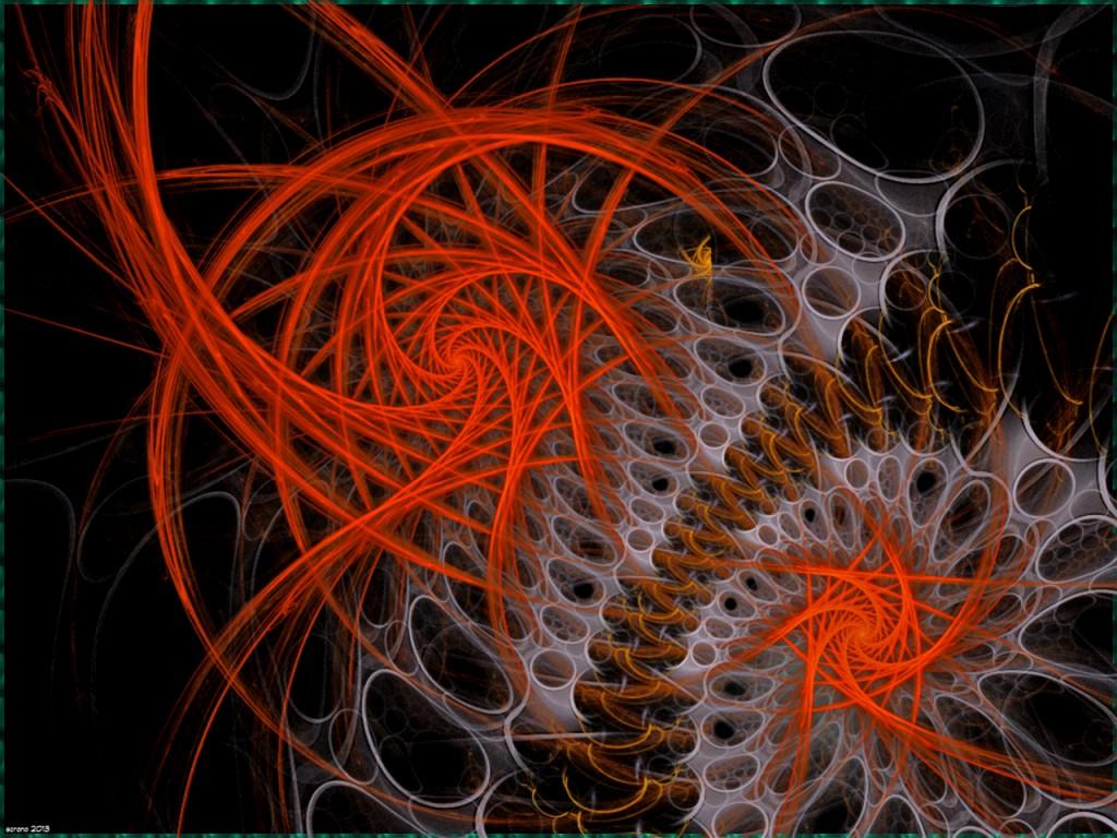 Ungarisches Temperament: Fuerige Spiralen.©scrano 2013