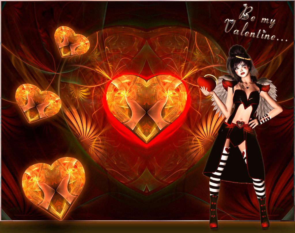 Kann denn Liebe Sünde sein … The Tell Tale Heart ©scrano 2016 model:sweetpoison