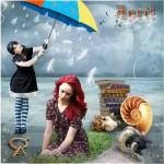 April: Widderzeit und Wechselwetter