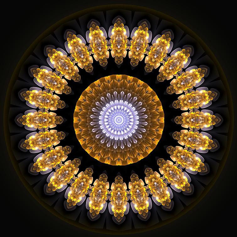Sonnenkraft - sie steht im Zentrum des Lebens.