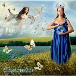 September: Mutter Gaia und Eleusis