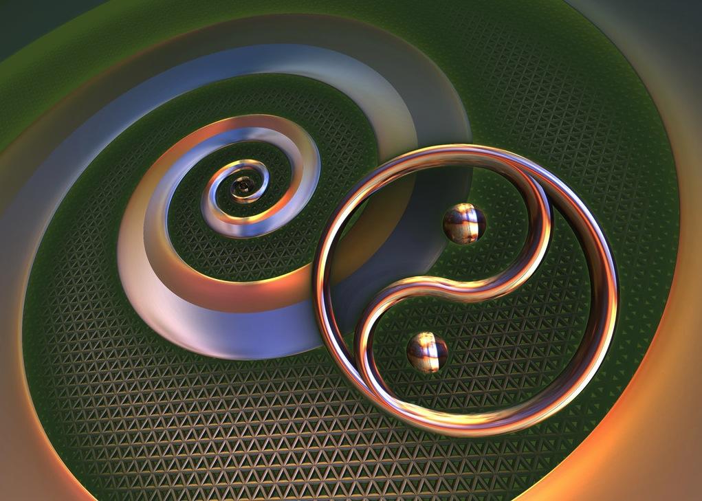 Von Bewegung zum Gleichgewicht … Tao des Zen.Equilibrium & Movement ©scrano 2015