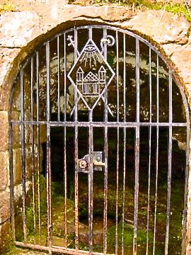 St. Odile - heilige Quelle.