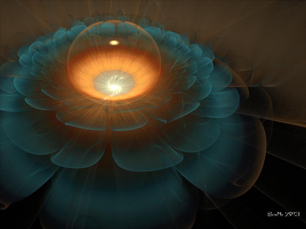 Kleinod im schwarzen Lotos: Plutonische Pflanzen wirken oft segensreich und schrecklich zugleich.Mnemosyne ©scrano 2013