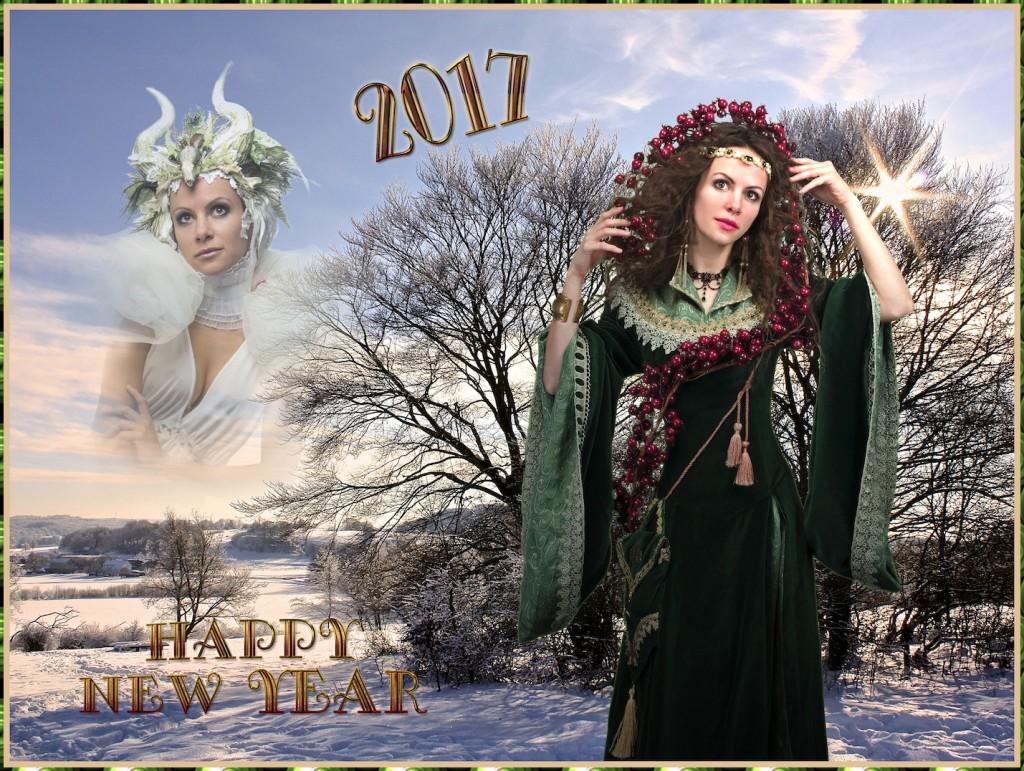 Das alte Jahr verblasst … Happy New Year!