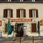 Auray: Ben Franklin was here …