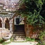Inside Abbaye Beauport
