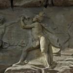 Hermes und Prometheus