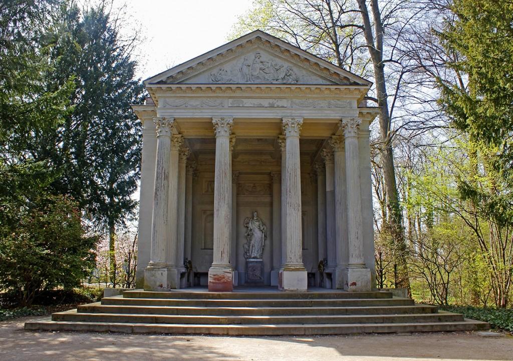 Minerva Tempel II